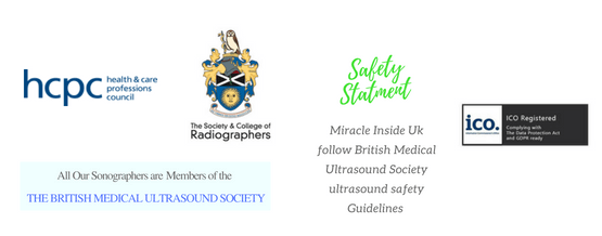 Organisation Our sonographers have Registered with